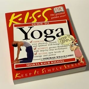 Book: K-I-S-S Guide to Yoga